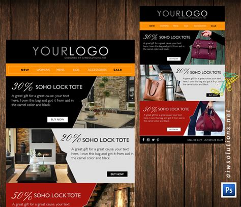 email blast templates email marketing eblast template email template fashion
