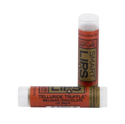 Royal Chocolate Lip Balm telluride truffle belgian chocolate lip balm smart by nature