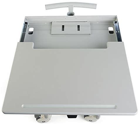 Locking Laptop Drawer by Laptop Cart Locking Drawer