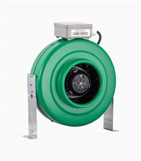 active air 720 cfm inline fan 8 inch active air 6 quot incline duct fan 400 cfm greenlightsdirect