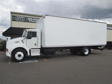 kenworth box truck kenworth trucks in colorado for sale used trucks on