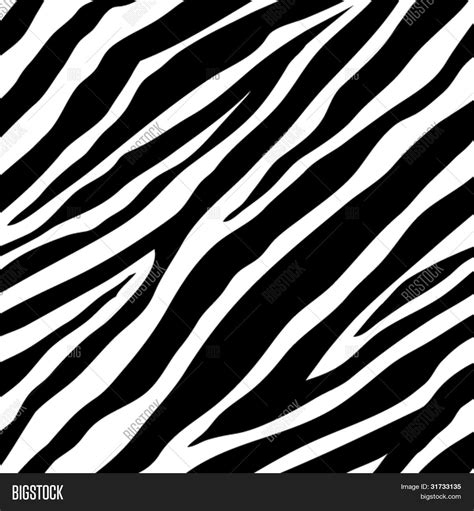 pattern zebra illustrator vector illustration of seamless zebra pattern stock vector