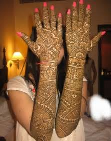 Bridal mehndi designs for full hands step by step