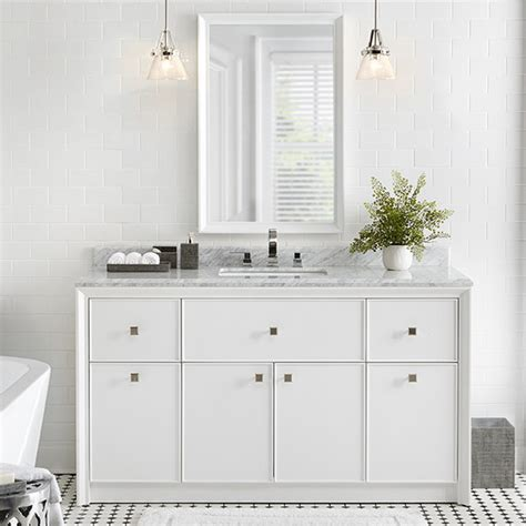 check out martha s new line of bath vanities for the home