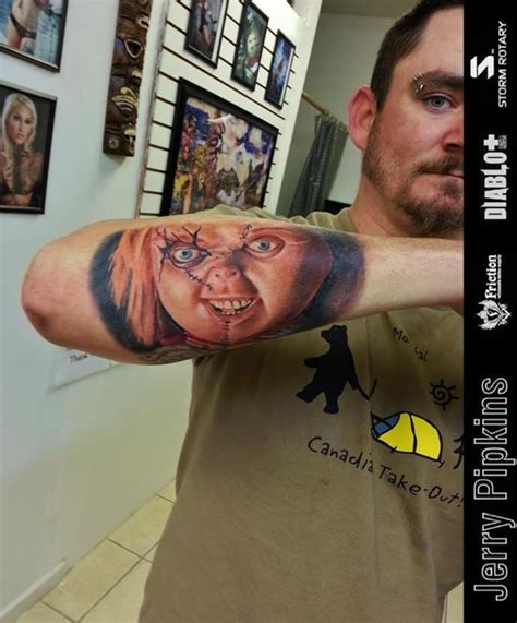 tattoo shops gainesville fl chuckie from child s play by jerry pipkins we are a