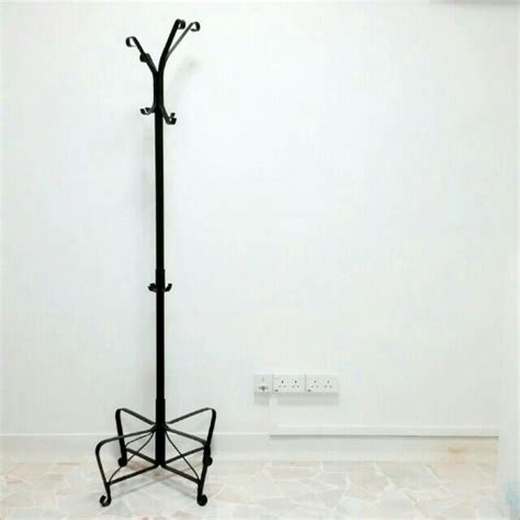 ikea coat racks clothing rack ikea ikea tjusig black 5 hook coat hanger