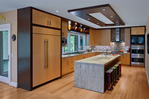 modern kitchen ceiling light delightful low ceiling using recessed lighting ideas for