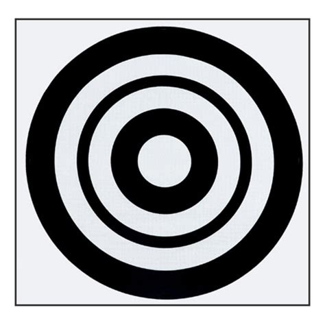 printable black and white targets archery target black and white www pixshark com images