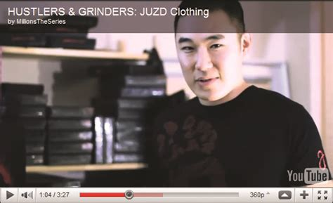 millions  series interviews juzd streetwear clothing juzd