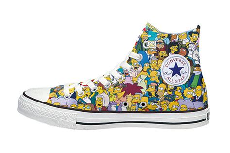 Ms Simpsons Sultry Shoes by The Simpsons Converse Japan Ctas High Top Cop These