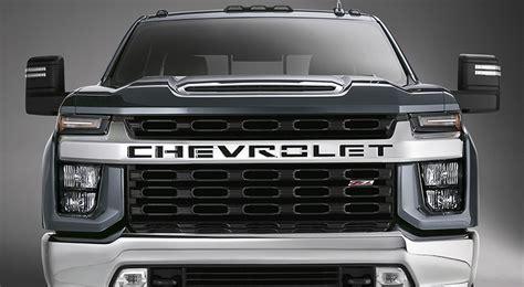 Chevrolet Heavy Duty 2020 by Chevy Silverado Heavy Duty 2020 La M 225 S Capaz Y Potente De