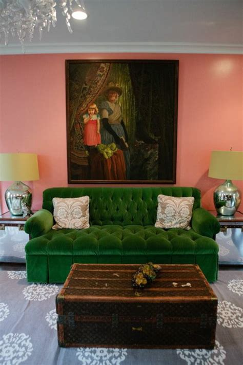 green couch living room 66 green sofas in various shapes and designs fresh