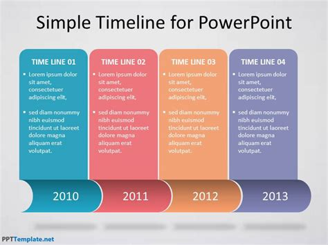 Download Free Timeline Template For Powerpoint Presentations With Timeline Exle And Make A Department Overview Presentation Template
