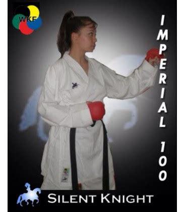 Baju Karate Kata Silent Baju Karate Silent Imperial 100 Kumite Versi 1