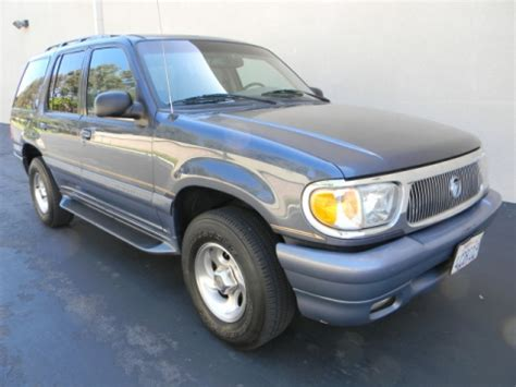 how things work cars 1998 mercury mountaineer transmission control find a cheap used 1998 mercury mountaineer in orange county at bass motorsports