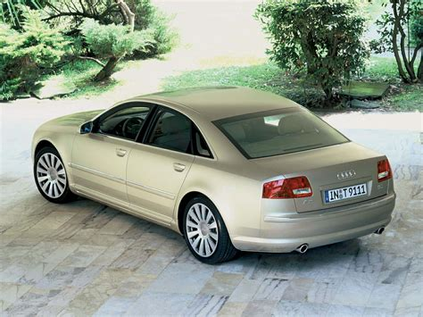 Audi A8 3 7 Quattro by Audi A8 3 7 Quattro D3 2003 05