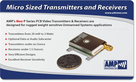 Microwave Advance advanced microwave products rugged rf transmitters and