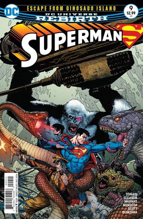 Dc Comics Superman Comics 965 December 2016 superman 9 a dec 2016 comic book by dc