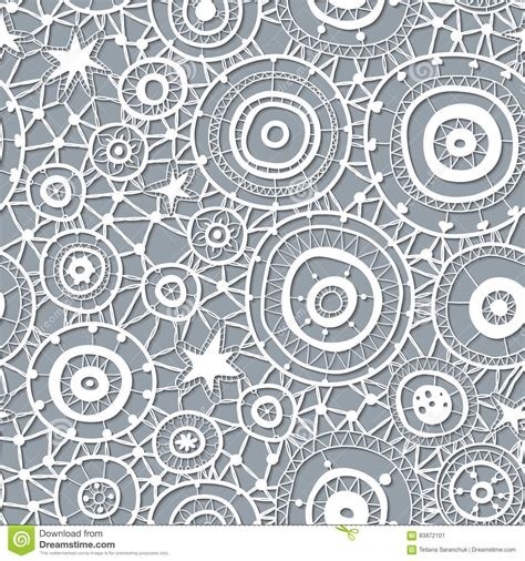 grey lace pattern white seamless lace floral pattern on gray background