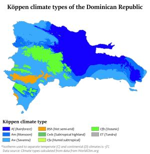 5 themes of geography dominican republic saman 225 bay