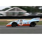 Porsche 917 K  Chassis 026 2006 Le Mans Classic