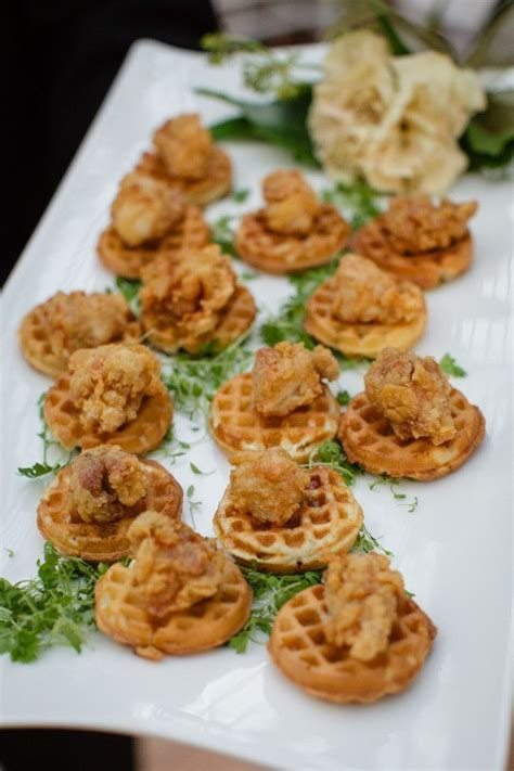 Crowd Winning Cocktail Hour Appetizers. #weddings #food #