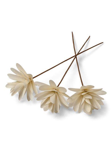 fiori in legno 3 fiori in legno