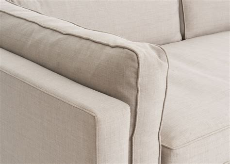 cushion colours for beige couch beige linen sofa with single seat cushion