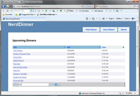tutorial vb net mvc paging and sorting listviews with asp net mvc and jquery