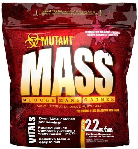 Mutant Mass Strawberry 2 2 Kg by Buy Mutant Mass Strawberry Banana Creme 2 22kg At