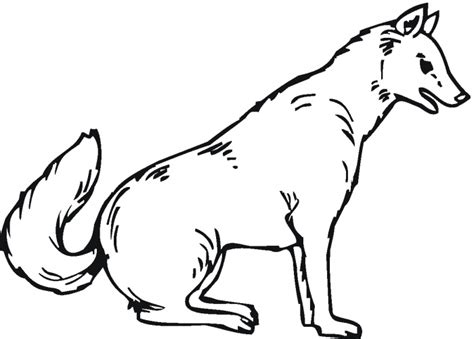 Wolf Coloring Pages Free Printable Pictures Coloring Wolf Coloring Pages