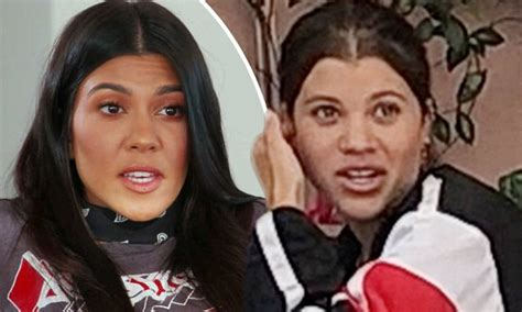 Looks Like Richie Might Be Going To by Sofia Richie Looks Exactly Like Kourtney During