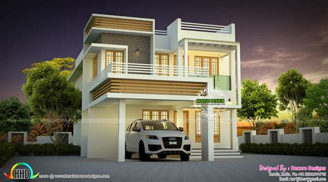 cute small kerala home design kerala home design and very cute small contemporary home kerala home design and