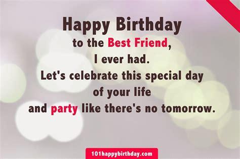 message to friend happy birthday to you 5 best birthday wishes