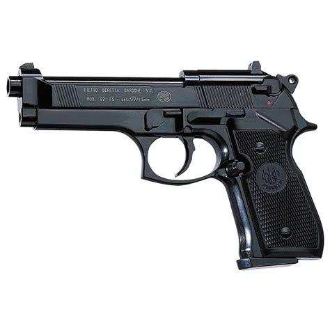 beretta 174 m92fs air pistol black 148563 air bb