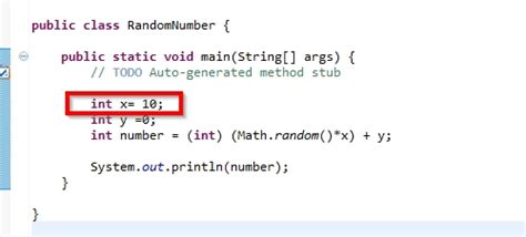 number pattern questions in java how to generate a random number in java 4 steps with
