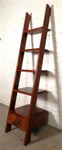 ladder style bookshelves ladder style bookcase at 1stdibs