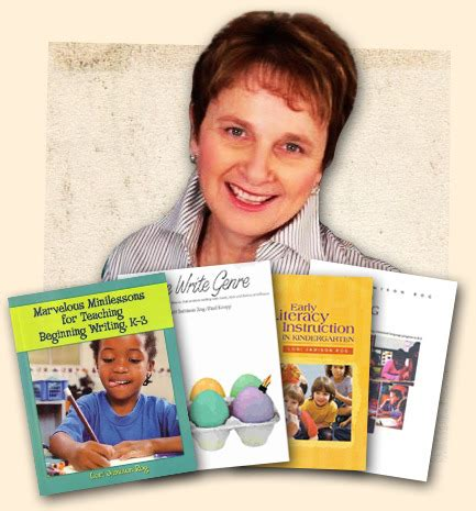 Lori Jamison Rog Author Of Marvelous Minilessons For