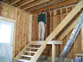 Building A Shed Dormer Step By Step Framing The Interior Of A New Home