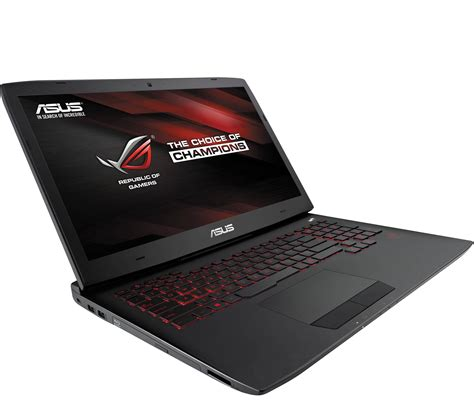 Laptop Asus Republic Of Gamer Asus Republic Of Gamers G751jydb73x Top Notch 17 3 Quot Gaming Laptop Specs Review