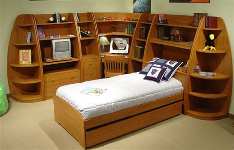small bedroom single bed headboard with storage ideas