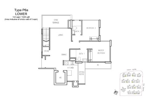 treasure trove floor plan penthouse 2 bed a treasure trove