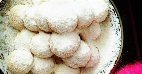 100 Resep Kue Kering Klasik resep kue lebaran resep putri salju klasik