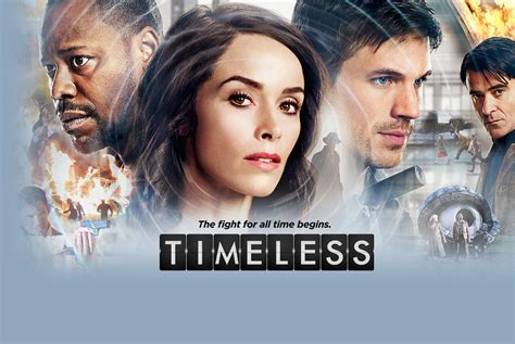 tv show timeless tv show on nbc season 1 canceled or renewed