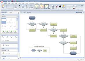 Process Flow Chart Template Visio by 7 Best Images Of Creating Visio Flowcharts Visio Cross