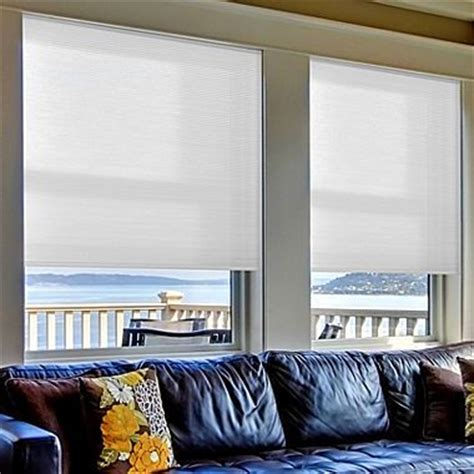 jcpenney home cut to width light filtering cordless cellular shade 17 best images about window treatments on pinterest