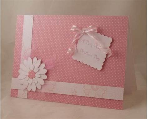 mother day card ideas handmade mothers day and birthday card ideas family