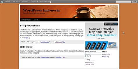 cara membuat wordpress theme cara membuat theme wordpress annisa ulfa s world