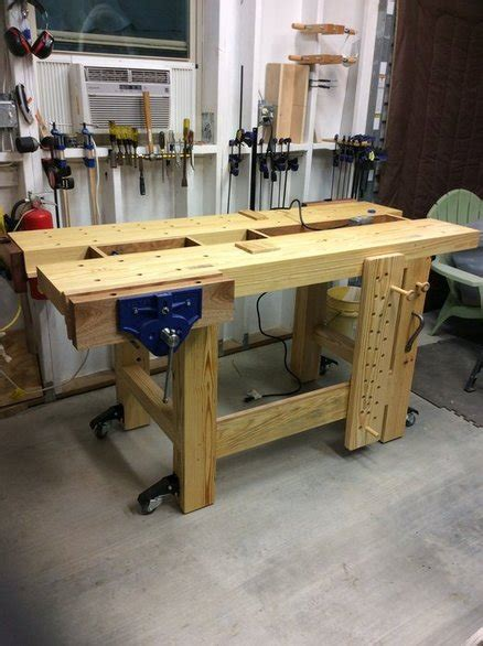 joiners workbench  curliejones  lumberjocks