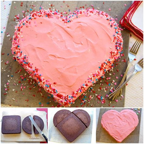 home made cake decorations these romantic valentine s day desserts ideas to try this
